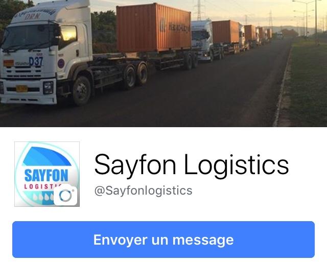 Sayfon Logistics Co , Ltd  - Sayfon Logistics